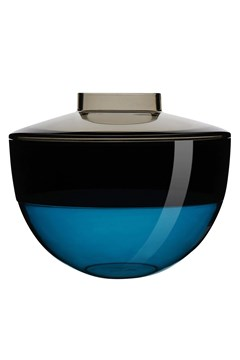 Shibuya Vase GREY/SMOKE/TEAL 1