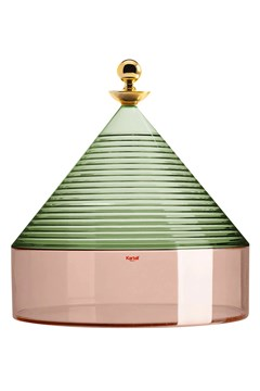 Trullo Container GREEN PINK 1