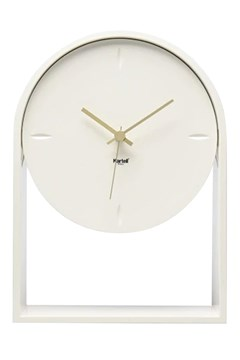 Air Du Temps Clock WHITE 1