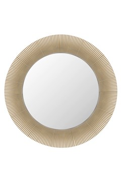 All Saints Mirror - gold