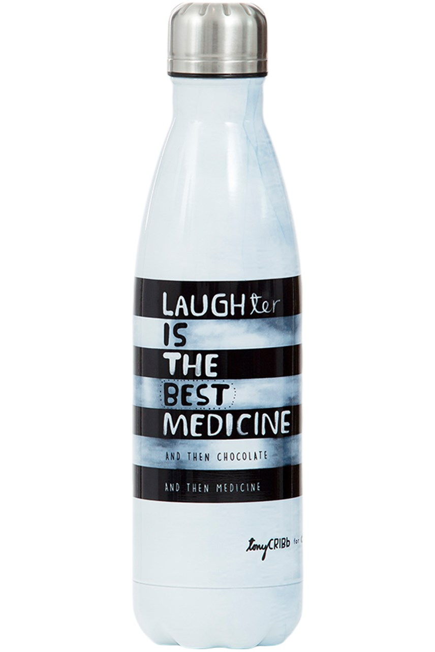 Laughter Drink Bottle - 500mL