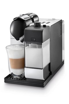 EN520W 'Latissima Plus' Coffee Machine White 1