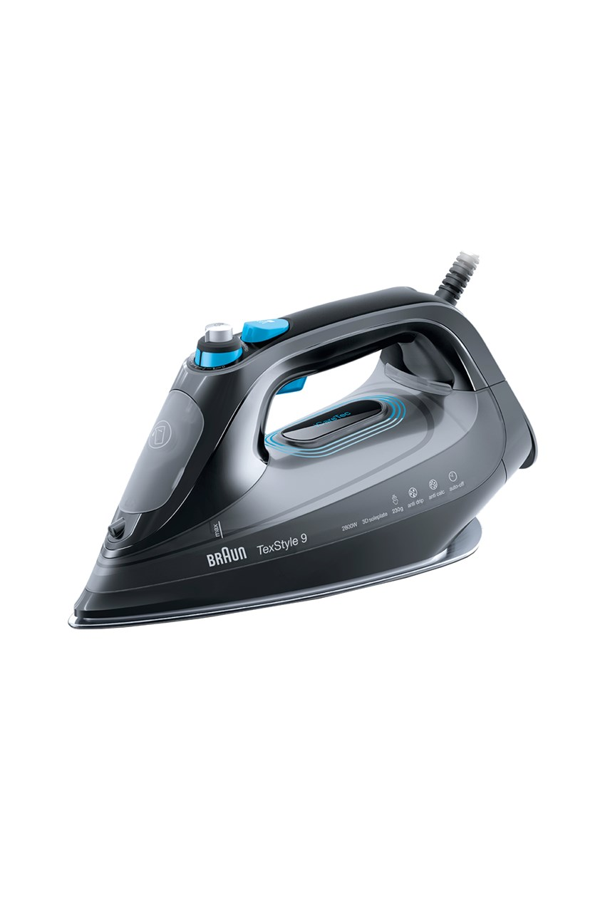 TexStyle 9 Steam Iron