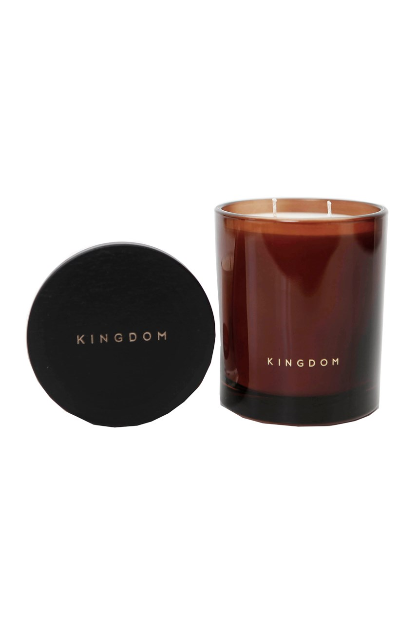 Blackberry & Cassis Triple Scented Soy Candle