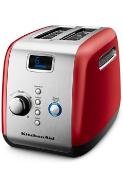 2 Slice Artisan Toaster - KMT223 Empire Red 1
