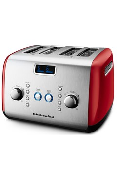 4 Slice Toaster - KMT423 Empire Red 1