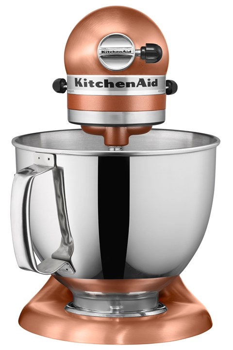 Artisan Stand Mixer Limited Edition Copper Ksm150 Kitchenaid Smith Caughey S Smith And Caughey S