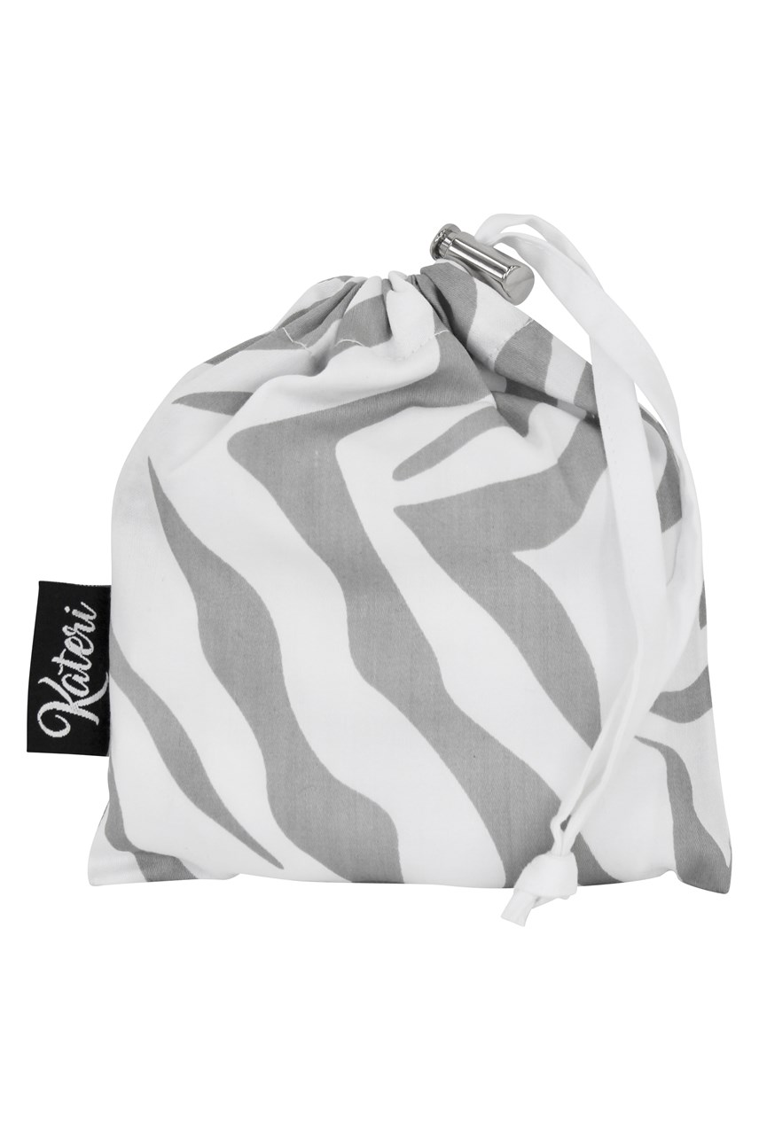 Zebra Produce Bag