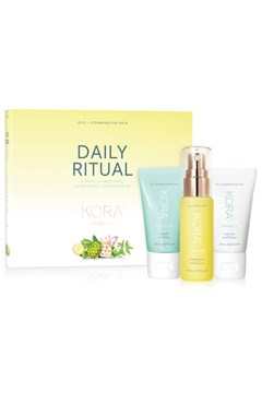 Daily Ritual Kit Oily Comb 1