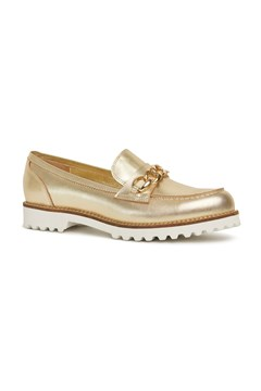 Camille Loafer GOLD 1