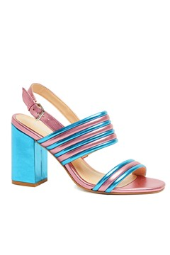 Crawford High Heel Sandal JADE PINK 1