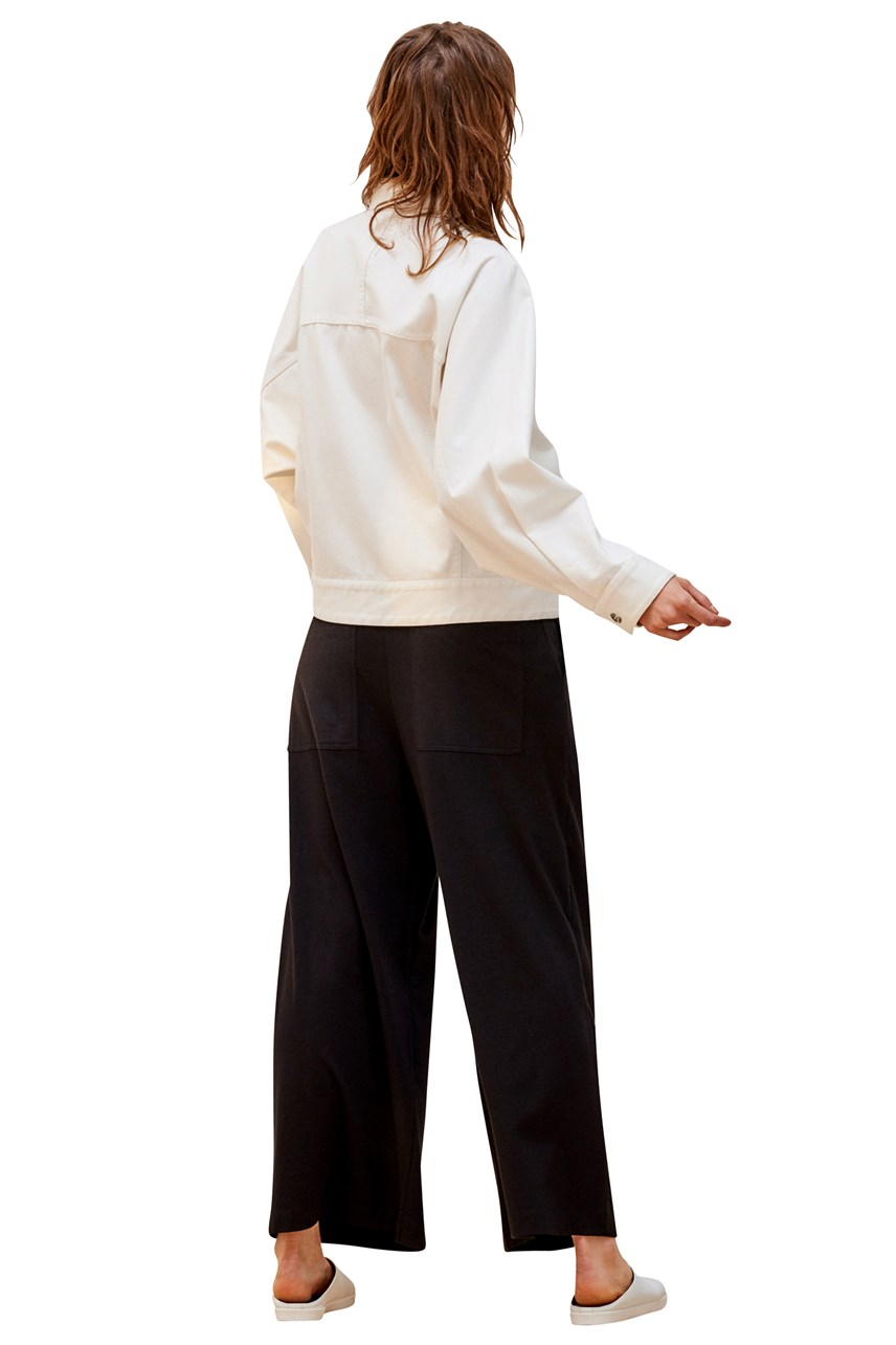 Building Block Wide Leg Pant