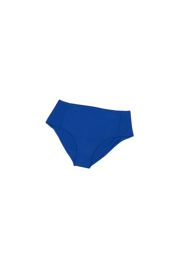 Lines High Waist Swim Brief