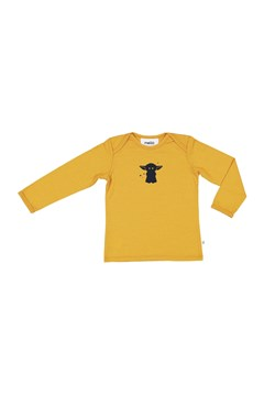 Mini Long Sleeve Tee CANARY 1