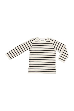 Mini Long Sleeve Tee CHALK BRETON 1