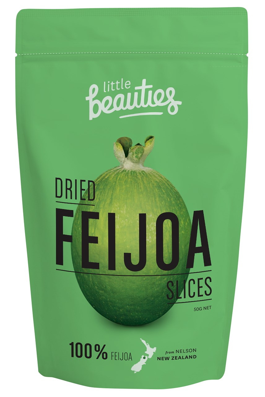 Dried Feijoa Slices