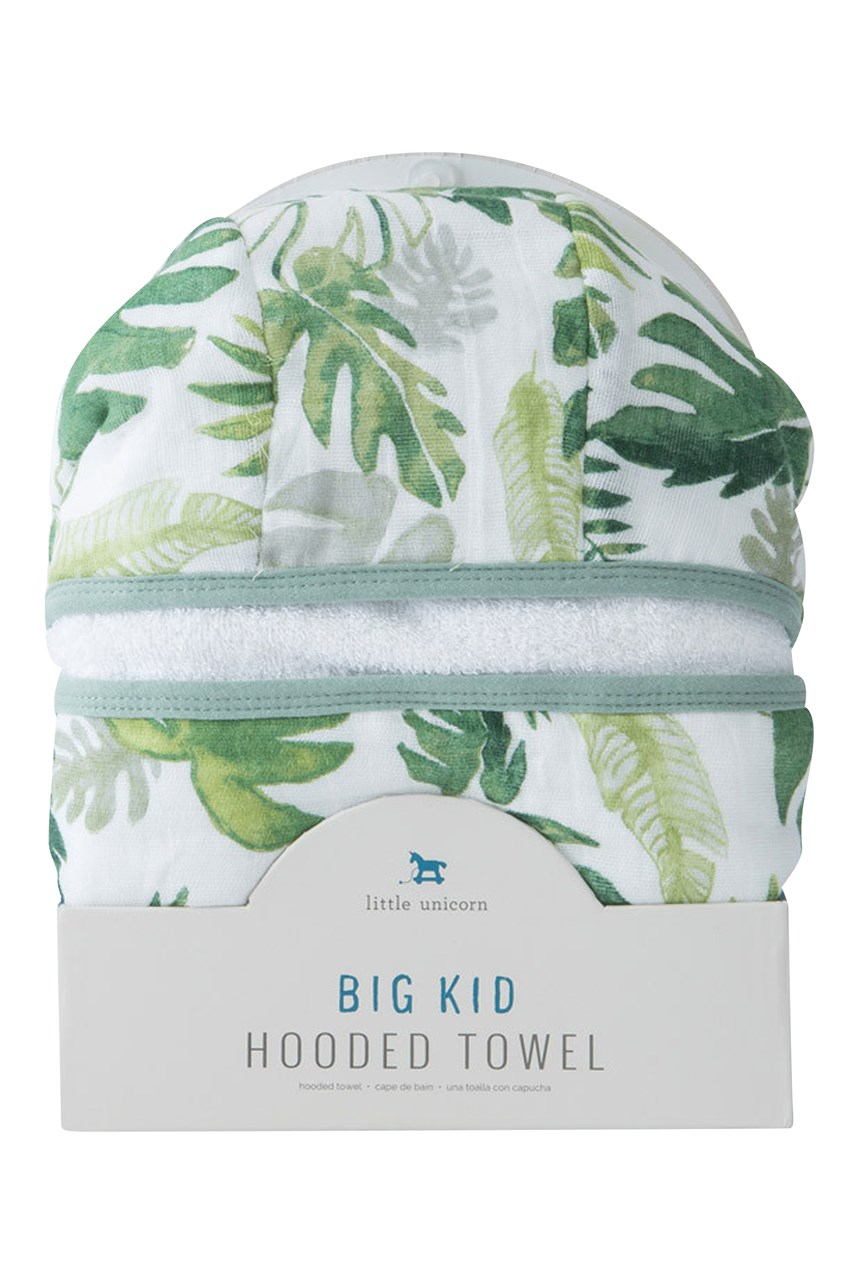 Big Kid Hooded Towel