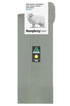 Fine Wool Sock Regular 074 ANTELOPE 1