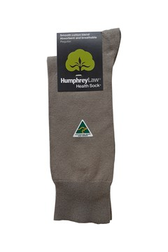 Mercerised Cotton Health Sock ANTELOPE (074) 1