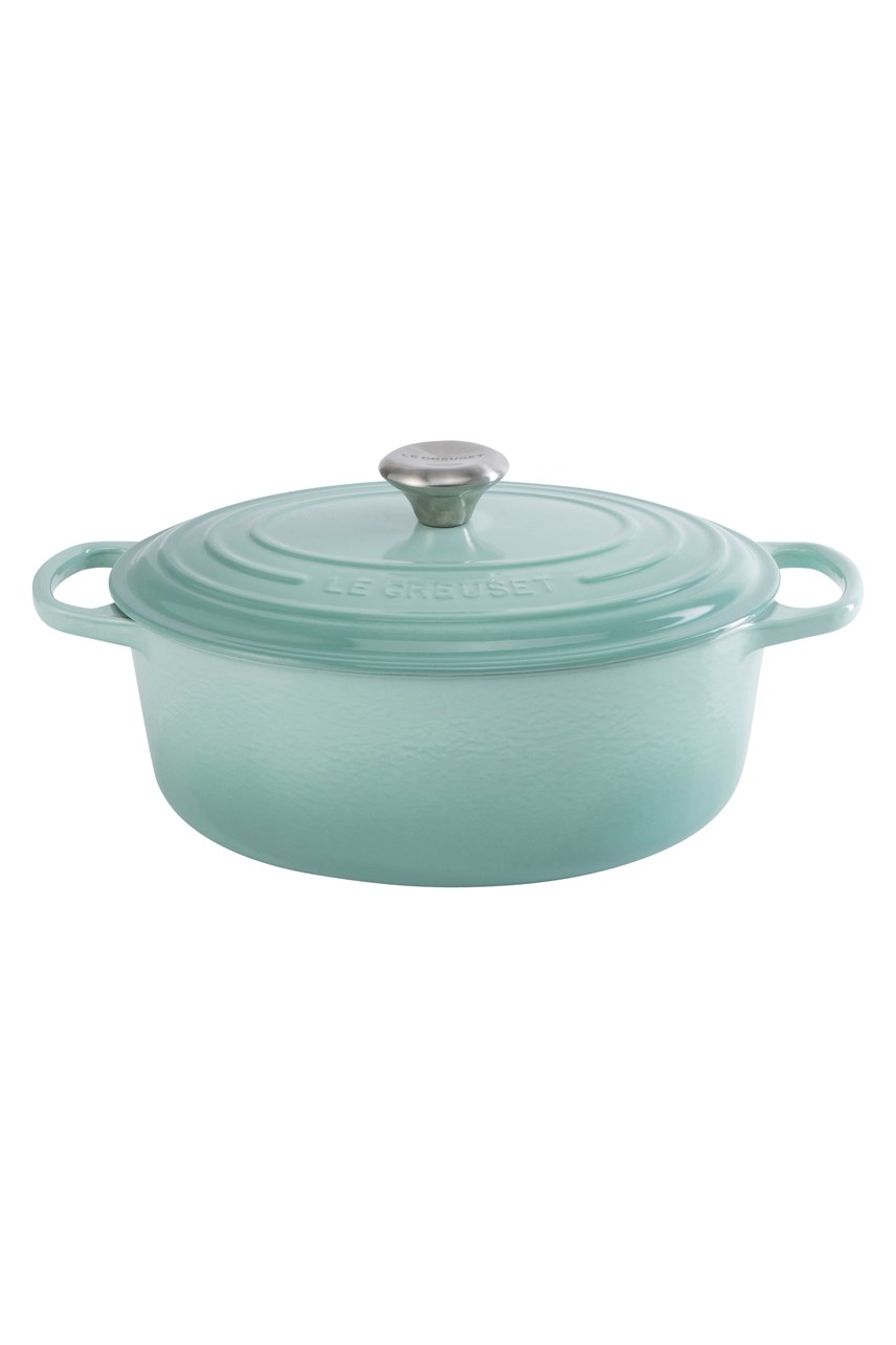 Signature Cast Iron Oval Casserole - 29cm
