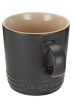 Stoneware Mug - 350mL Satin Black 1