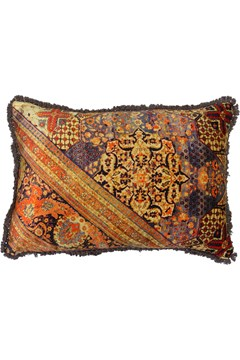 Carpet Cushion - orange
