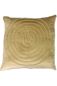 Chrissie Cushion - gold