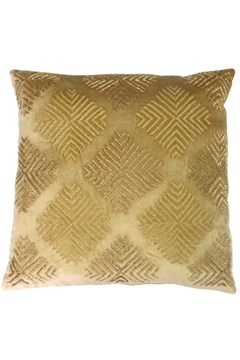 Perle Cushion GOLD 1