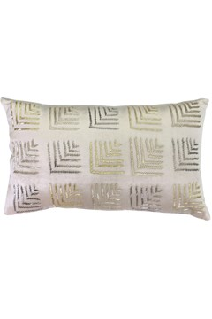 Perlina Cushion BEIGE 1