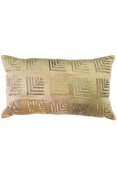 Perlina Cushion GOLD 1