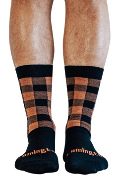 Maverick Sock BLK CIN BUF 1
