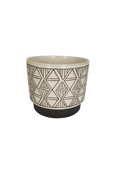 Geometric Tribal Planter TRIBAL 1