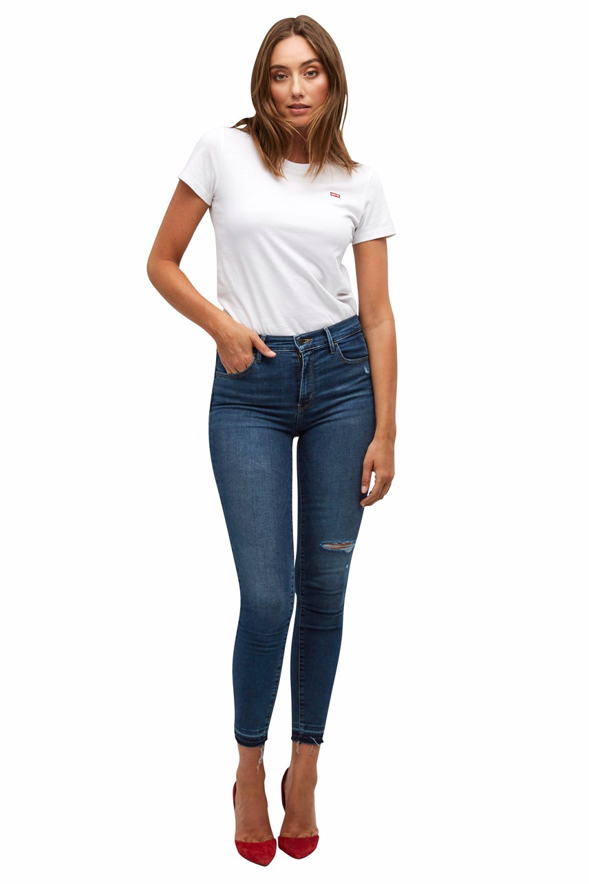 720 High Rise Super Skinny Jean