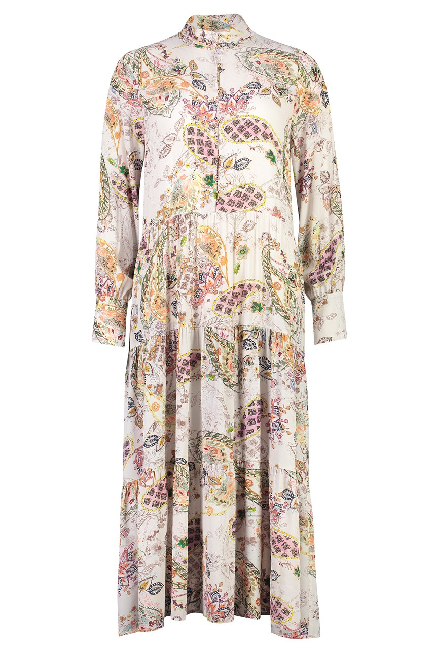 Shangri La Midi Dress
