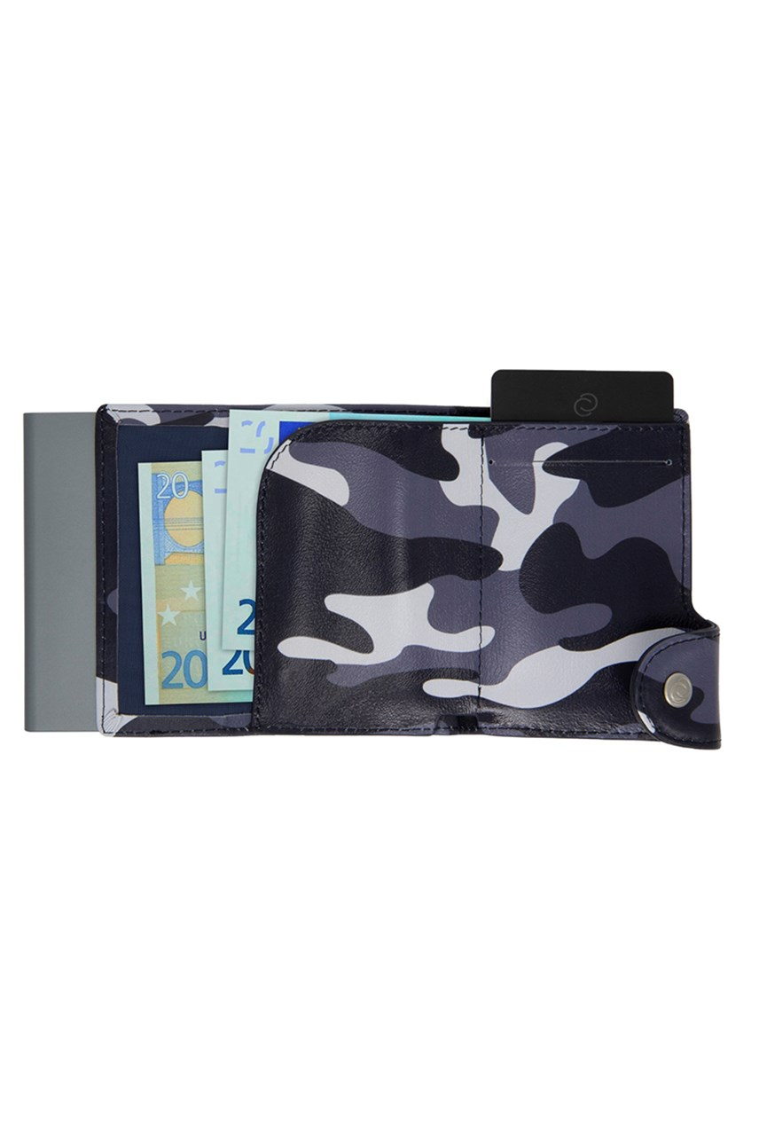 Printed Credit Card Wallet