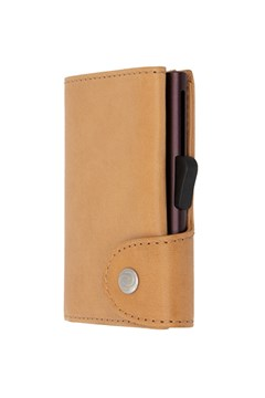 XL Credit Card Wallet SADDLE 1