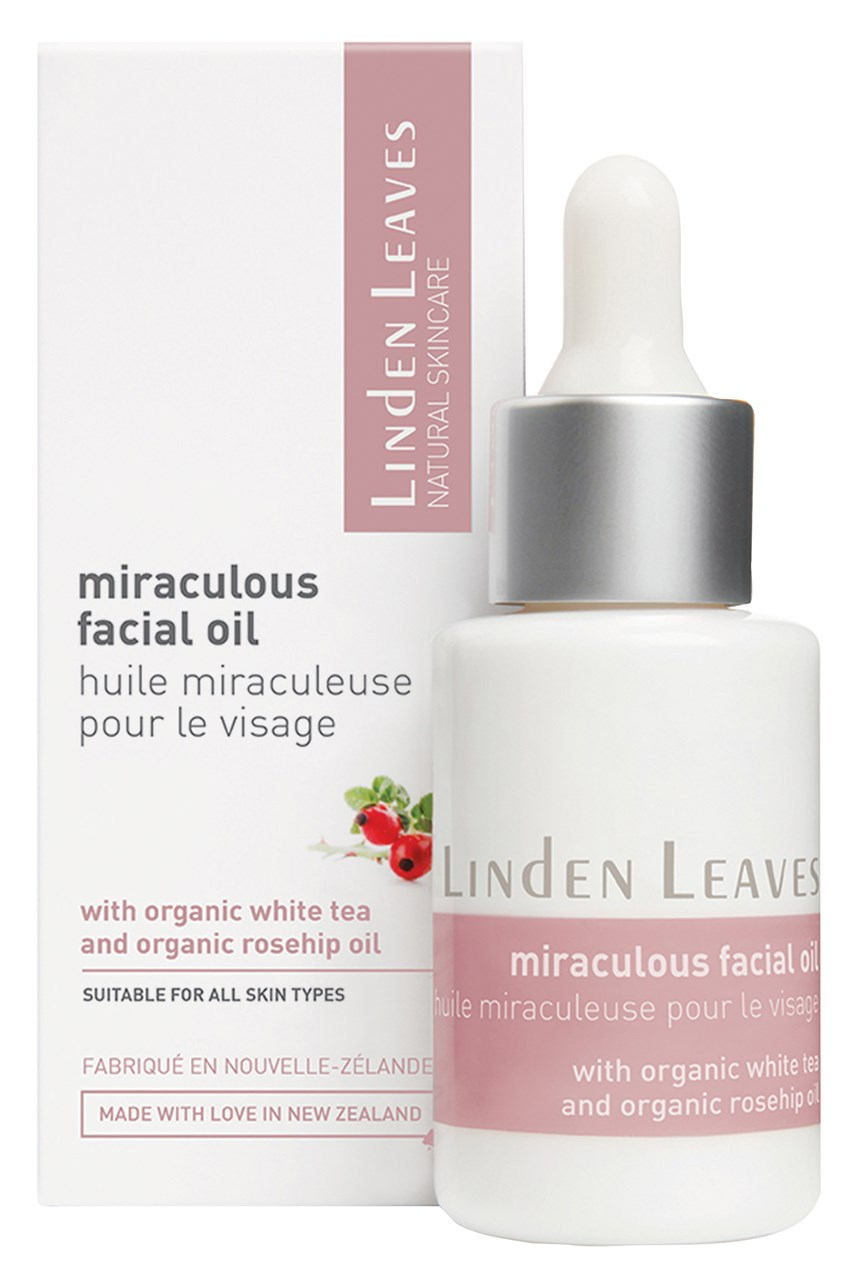 Natural Skincare Miraculous Facial Oil