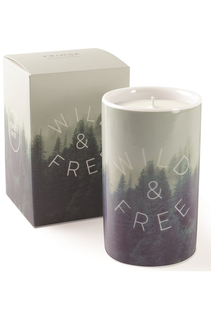 Wild and Free Candle