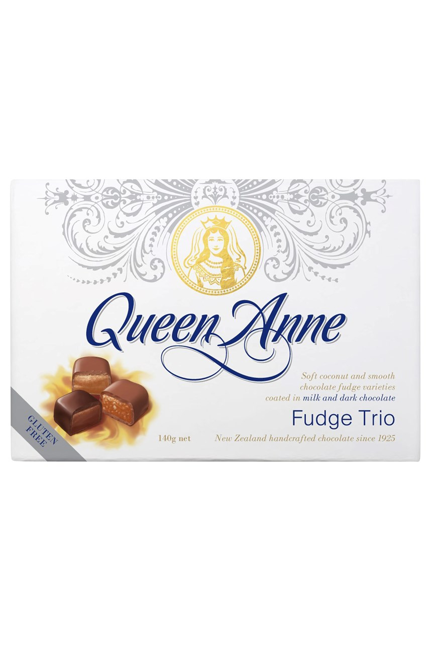 Fudge Trio