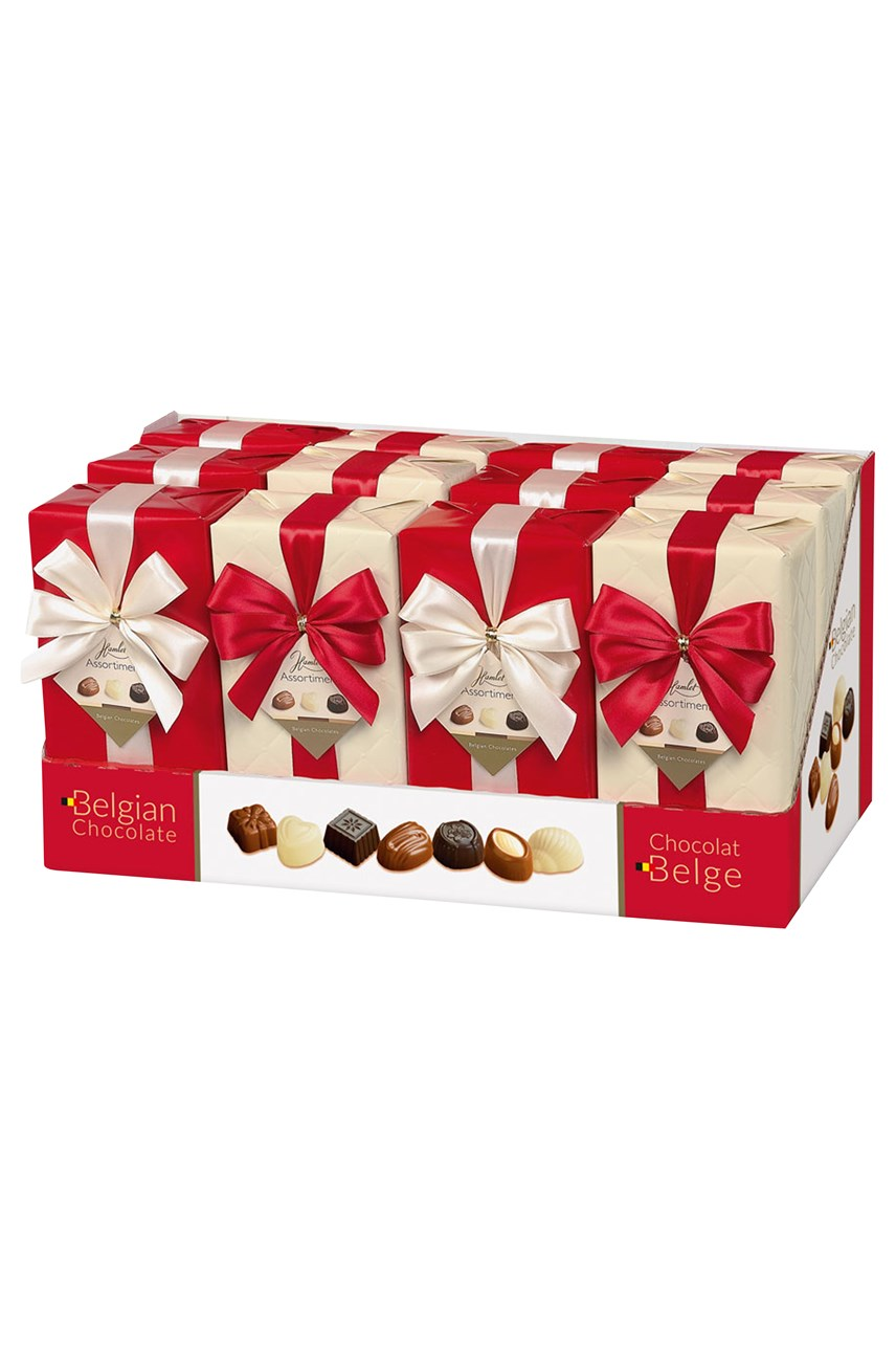 Chocolate Assortment Gift Wrapped Box