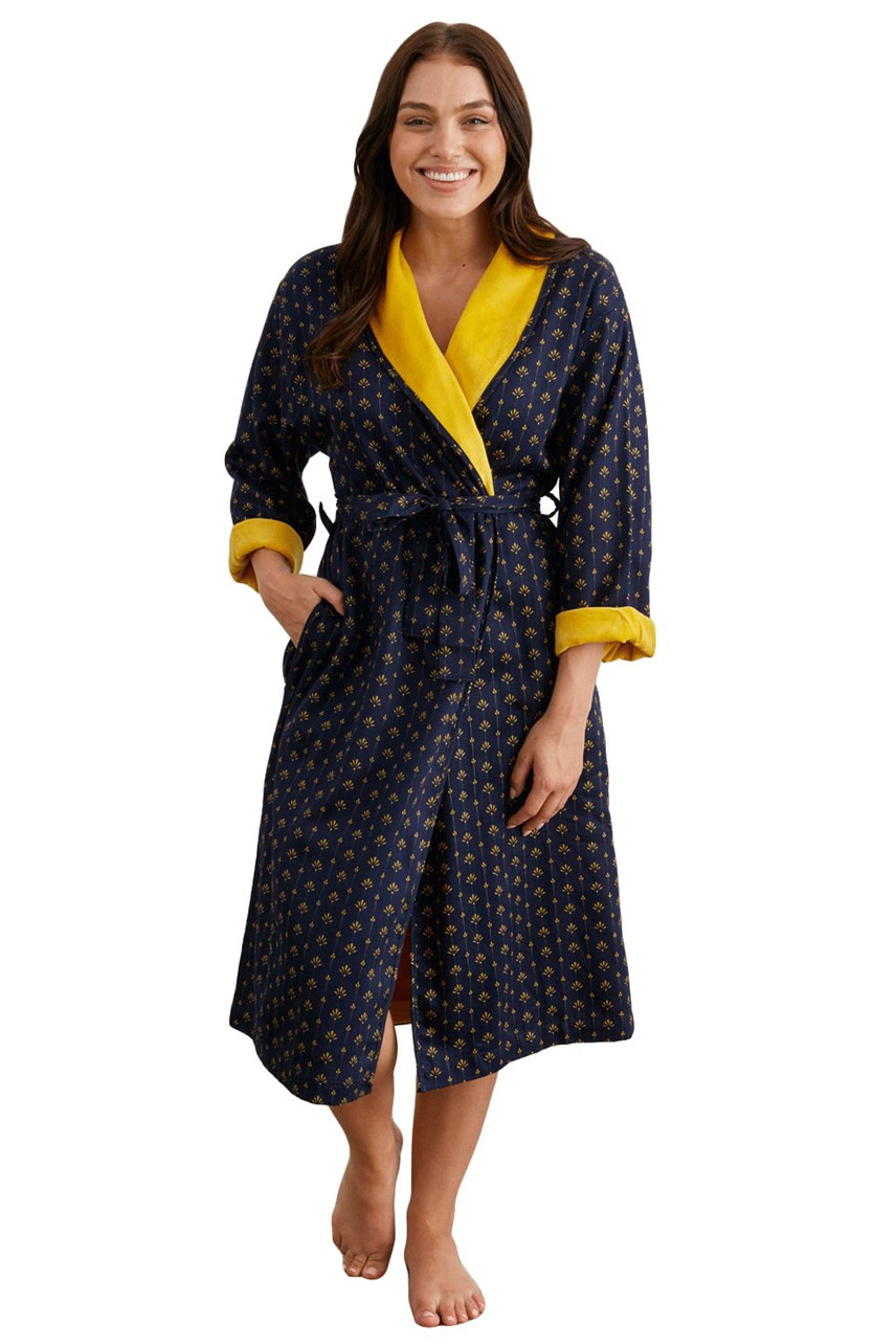 Paris Lined Robe