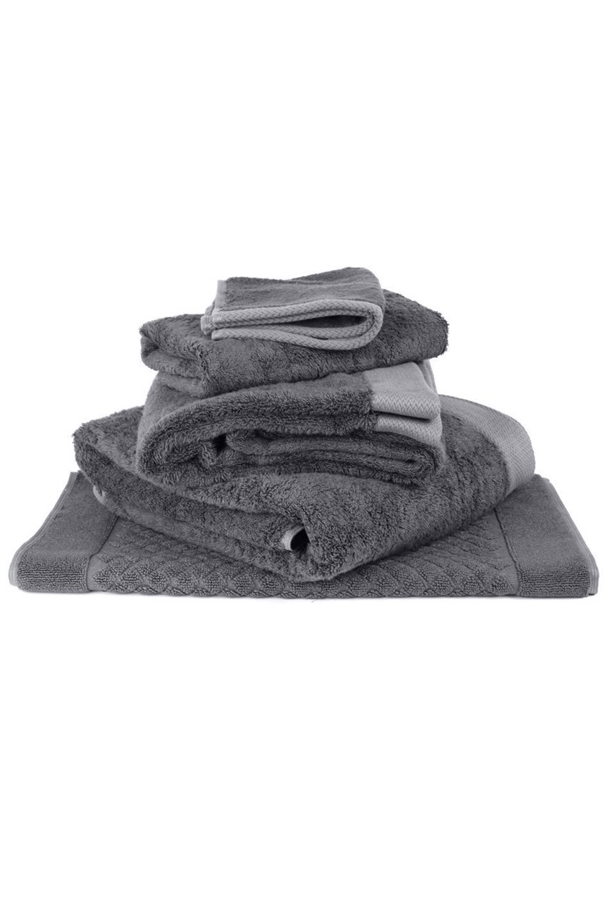 Bamboo Towel Collection - Charcoal