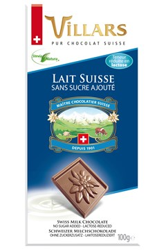 Swiss Milk Chocolate Bar 1