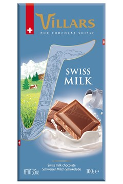 Classic Swiss Milk Chocolate Bar 1