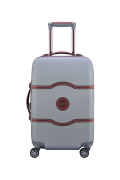 Chatelet Air 4 Double Wheel Trolley Case - 55CM SILVER 1