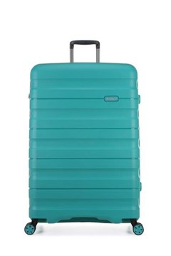 Juno II Large Suitcase TEAL 1