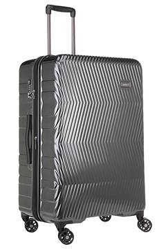 Viva 4 Wheel Roller Case - Large CHARCOAL 1