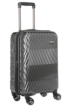 Viva 4 Wheel Roller Case - Cabin - charcoal