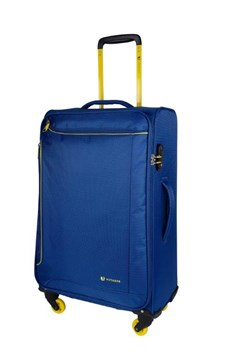 Venice 4 Wheel Case - Medium BLUE 1