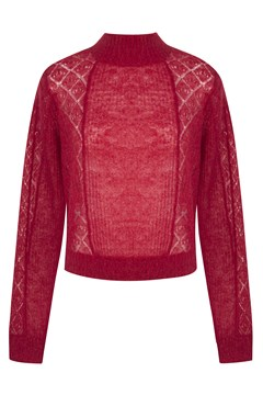 Mabel Sweater RED 1